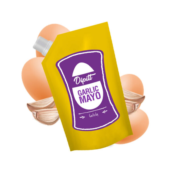 dipitt-Garlic-mayo-pouch-450gm