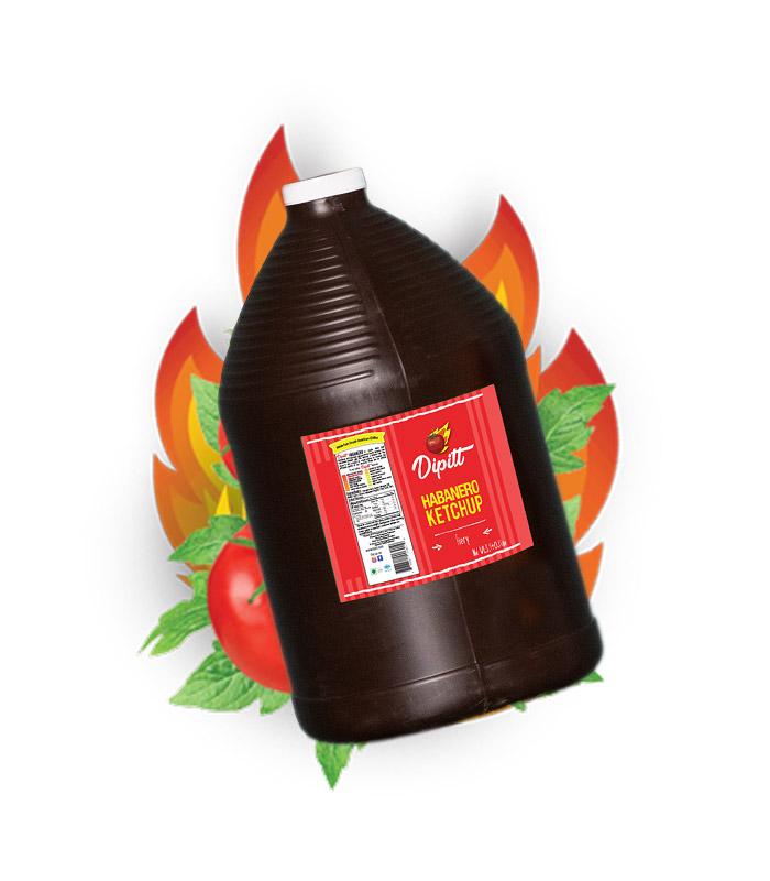 dipitt-habanero-ketchup-gallon-rotated